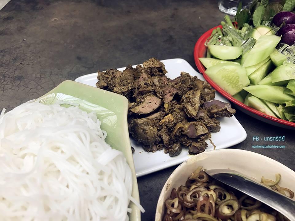 เปิดสวนให้กินขนมจีน กับบรรยากาศนั่งกินขนมจีนกลางสวน ที่นี่เท่านั้น อะไรดีย์